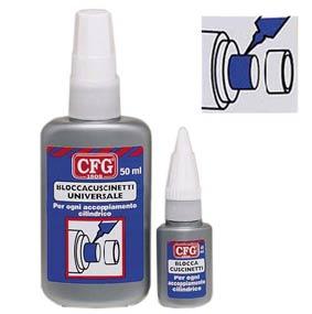 Per ogni accoppiamento cilindrico Confezione: Flacone Gr./ml: 10 ml