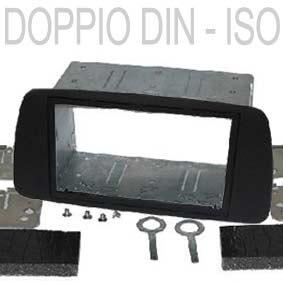 MASCHERINE AUTORADIO DOPPIO DIN-DOPPIO ISO