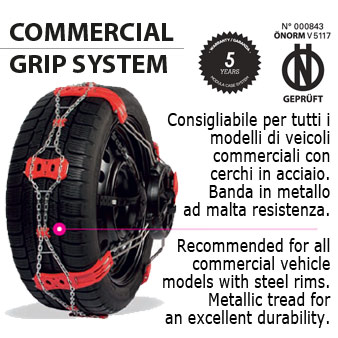 GRIP SYSTEM COMMERCIAL
