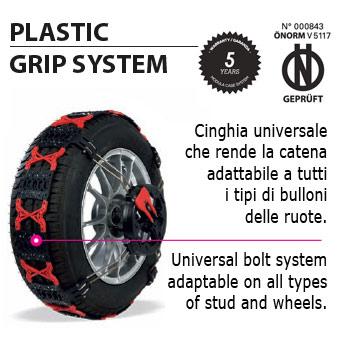 GRIP SYSTEM PLASTIC