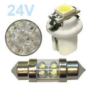 LAMPADE LED 24V