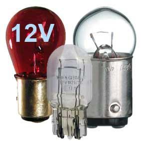 LAMPADE AUSILIARIE 12V
