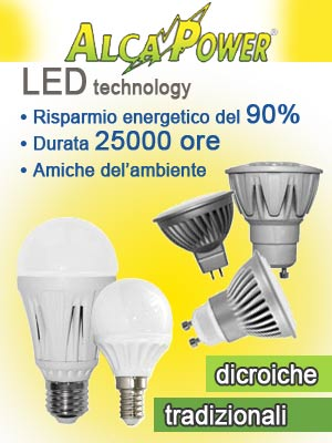 LED-alcapower
